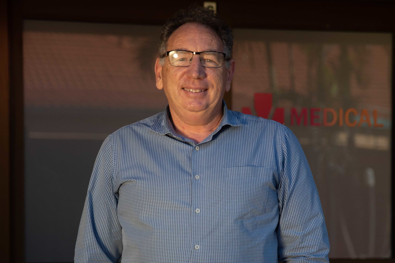 Dr Geoffrey Williams at Medisleep Ballina
